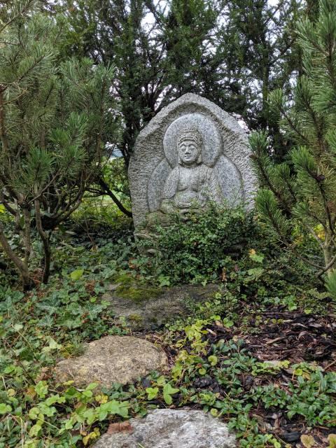 Buddha-Spiegel